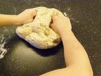 kneden natuurlijker brood
