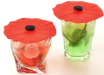 Drink Cover Poppy - Set van 2 - 10cm Charles Viancin