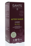 SANTE Homme I bio aloe white tea aftershave BDIH