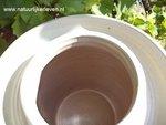Zuurkoolpot 4 liter (grijs/klassiek)