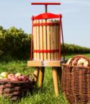 Fruitpers 10 liter (op vast onderstel)