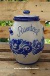 Rumtopf 4 liter (zoutglazuur)