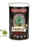 Bierkit Brewferm Triple voor 9 l