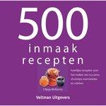 '500 inmaak recepten' Clippy McKenna