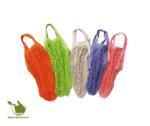 Boodschappentas van biologisch katoen (kleur groen)