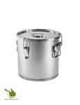 Brouwketel fermentatie en destillatie - RVS nr.18l