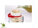 Filter voor het filteren van likeuren en andere dranken.