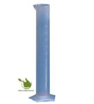 Gegradueerde maatcilinder 250 ml - alcoholbestendig kunststof