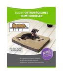 Orthopedisch Hondenkussen 120x72x10cm Bruin/Beige