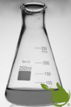 Erlenmeyer 50 ml gegradueerd hittebestendig