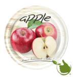 Inmaakpotten 500 ml met twist-off deksel (Fruit assorti) 8 stuks
