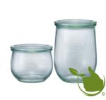 Weck TULP glas met deksel (580ml) 1/2L