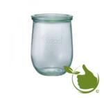 Weck TULP glas met deksel (1062ml) 1/1L