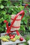 Fruitpers kantelbaar 6 liter