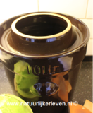 Zuurkool pot 15 Liter