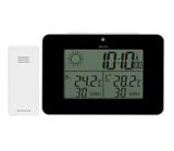 RCC weerstation - thermometer / hygrometer met klok