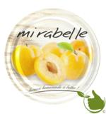 Jampotten 346 ml met twist-off deksel (fris fruitdesign) 6 stuks