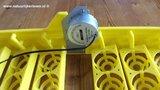 Automatisch keersysteem voor 48 broedeieren NAT-48A