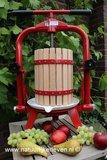 Fruitpers/wijnpers 18 liter (kantelpers)