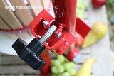 Fruitpers NAT-18BW inhoud 18 liter.