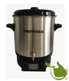 Brewferm elektrische brouwketel Pro 27 l