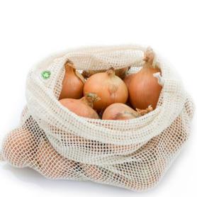 Fruit & Groente Netje 100% Katoen - Large (Bio)