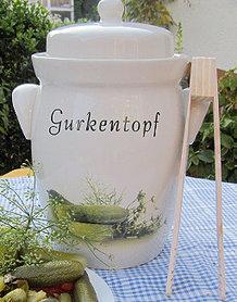 Augurkenpot 5 liter