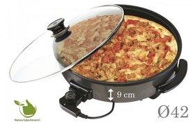 Electrische multi-pan en pizza-pan (groot)