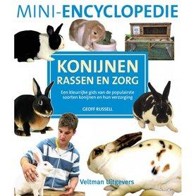 'Mini encyclopedie konijnen'- Geoff Russell