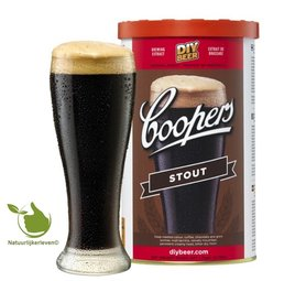 Coopers bier Stout
