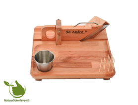Franse snijmachine met plateau - klein