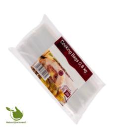 Plastic zakken voor de hamkoker 0,8 kilo