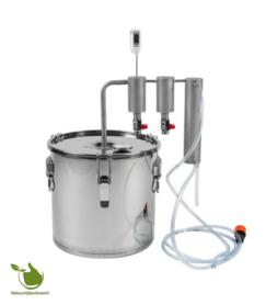 30L roestvrijstalen distilleerder - 2 kolomen
