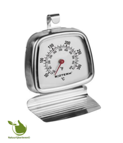 Oven thermometer (vierkant) 50 + 300 ° C