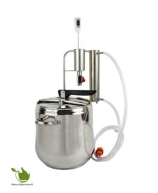 Distilleerder en snelkookpan 2in1 12L