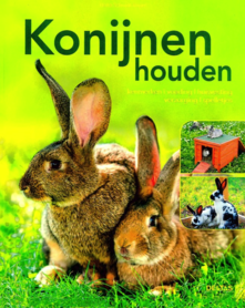 'konijnen houden'- Heike Schmidt-Roger