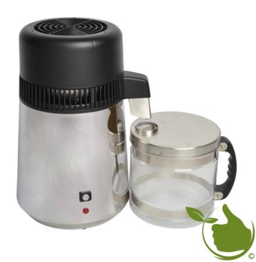 Aquastill waterdistilleerder rvs