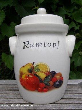 Rumtopf 3,5 liter