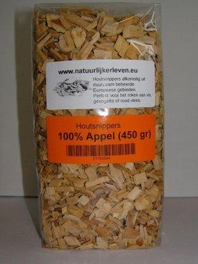 Houtsnippers voor roken en grillen (100% Appel)