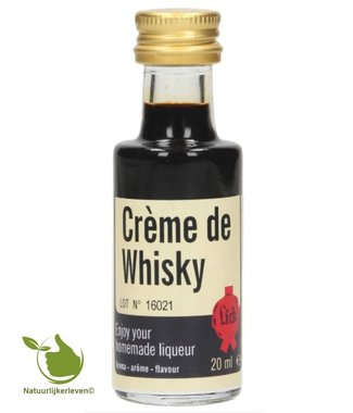 likeurextract Lick créme de whisky 20 ml