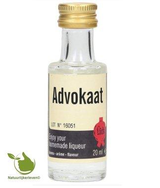 Likeurextract Lick advokaat 20 ml