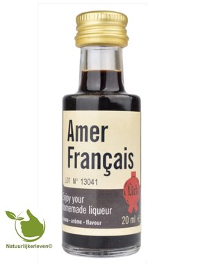 Likeurextract Lick amer francais 20 ml