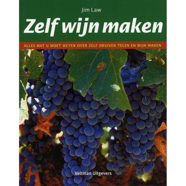 Zelf wijn maken-Jim Law