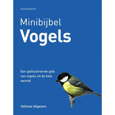 'Minibijbel Vogels'- David Alderton
