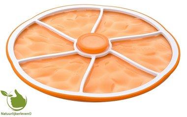 Sinaasappel stapeldeksel  28cm van Charles Viancin