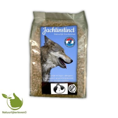 Jachtinstinct Dierenvoeding | Hondenbrokken Kip Graanvrij