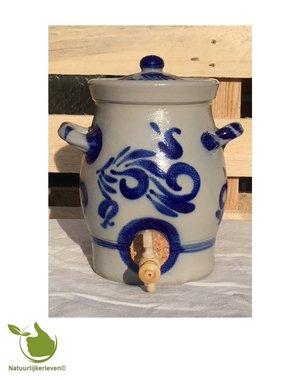 Azijnkruik of Likeurkruik 1 liter