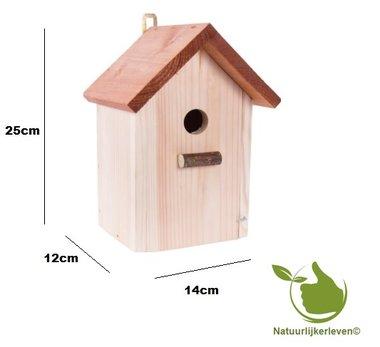Vogel nestkast punt (22)