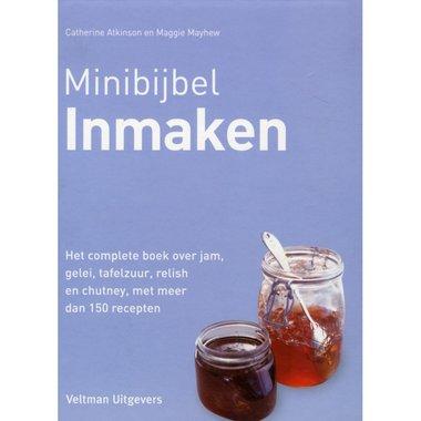 'Minibijbel Inmaken' Catherine Atkinson en Maggie Mayhew