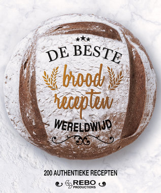 'Beste broodrecepten wereldwijd'